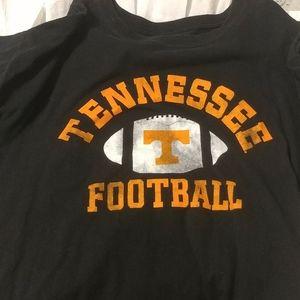 J American Sportswear Tennessee Football T-shirt